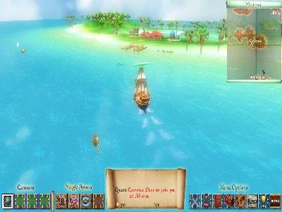 A Sirius Game Screenshot 2, ComputerMastia