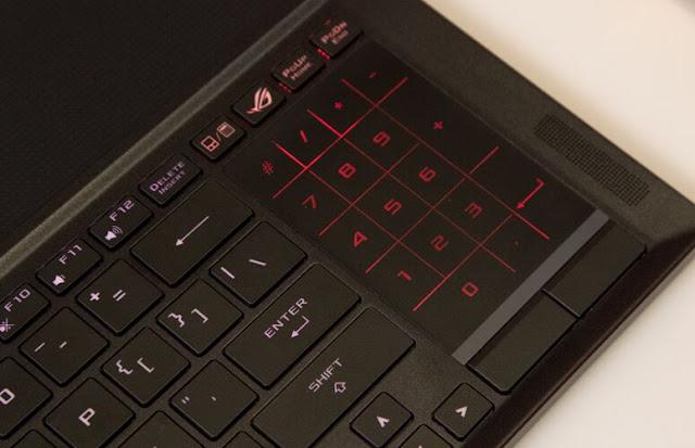 Sờ tận tay siêu mẫu laptop chơi game Asus ROG Zephyrus