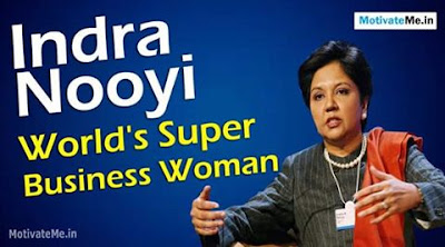 Talks of Indra Nooyi,India Woman who become CEO of Pepsi