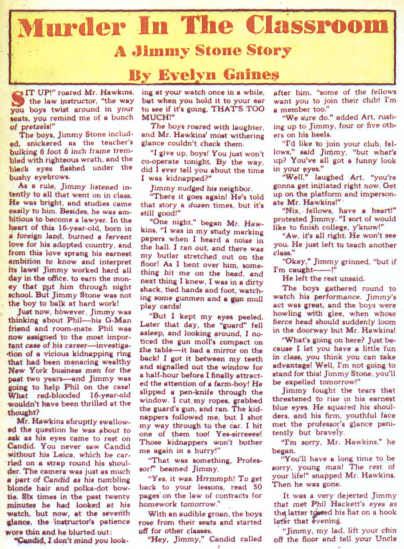 Read online All-American Comics (1939) comic -  Issue #17 - 46