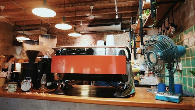 recommended cafe in melaka