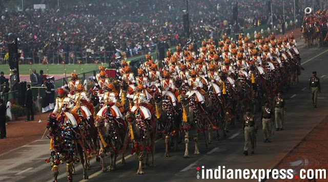Republic Day Parade Of India