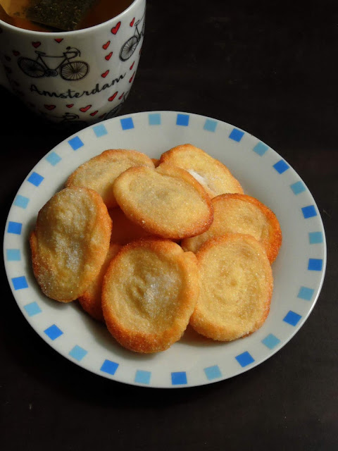 Fine Biscuits, Eggless Fine Biscuits