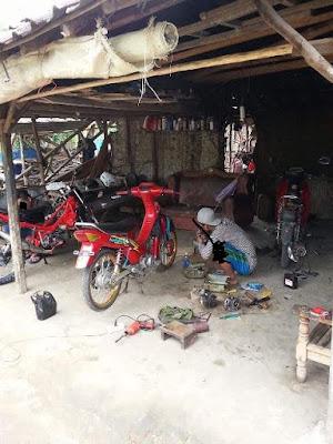 bengkel motor di sumatra