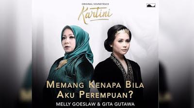 Download Lagu Melly Goeslaw Ost Kartini Film Terbaru 2017