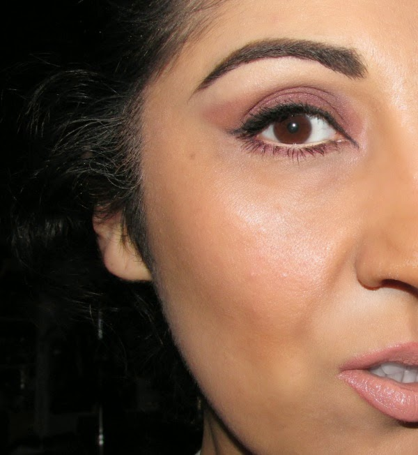 EOTD: Wet´n´Wild Knock on Wood half face shot