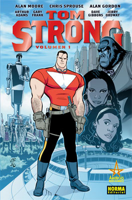 strong astronaut comic - photo #22