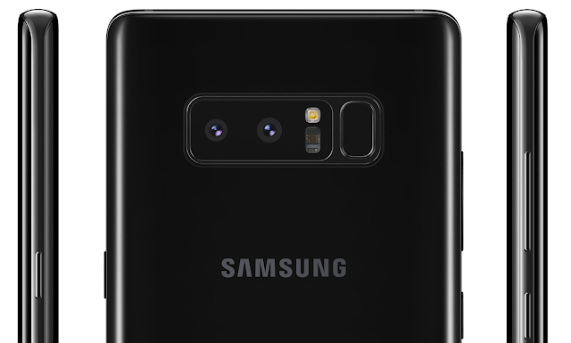 Galaxy Note 8 in all its GLORY!!!