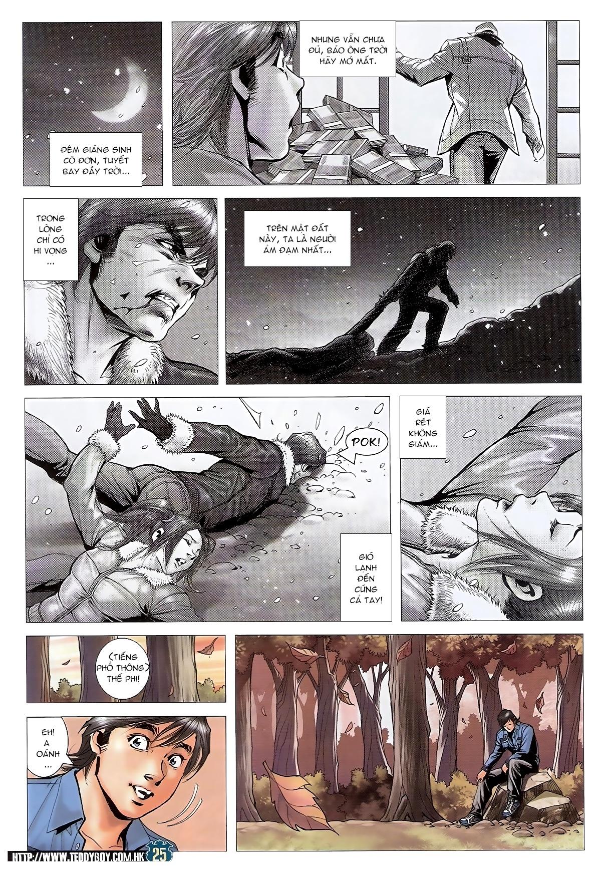 Người Trong Giang Hồ - Chapter 1564: Mãi mãi đều là bắt đầu - Pic 24