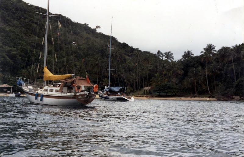 CKD Boats - Roy Mc Bride: The 1985 Cape to Uruguay Ocean Race