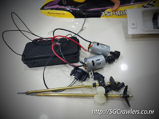 build - [Build Thread] Boolean21's NQD RC Jet Ski conversion from dual motor to jet drive 20160926_195325