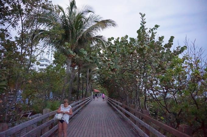 Miami Beachillä lasten kanssa / majoitus rannan läheltä