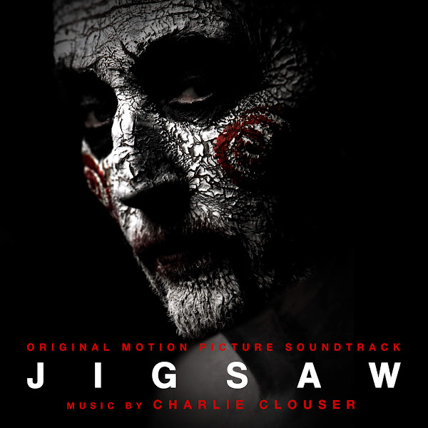 Charlie Clouser - Jigsaw (Original Motion Picture Soundtrack) Cover