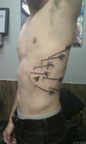 a85a5d3326b93 Awesome Archery Tattoo
