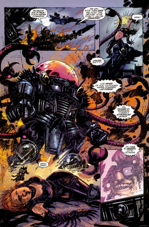 Read online Doom: The Emperor Returns comic -  Issue #2 - 17