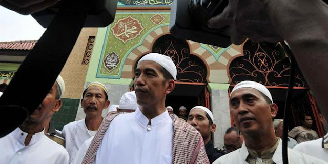 Di Asrama Haji, Jokowi Omong DN Aidit