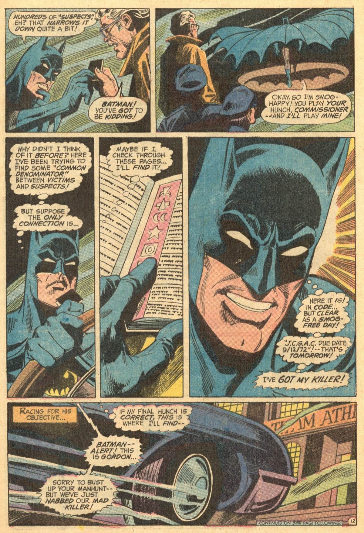Detective Comics (1937) 433 Page 15