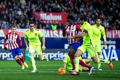 مشاهدة مباراة اتلتيكو مدريد وليفانتي