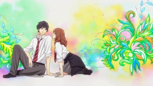 Anime romance yang kata orang terbaik, tapi menurut saya biasa saja
