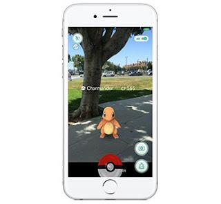 Pkemon Go game augmented reality (realitas tertambah) - AnekaTekno.com