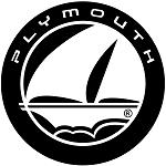 Logo Plymouth marca de autos