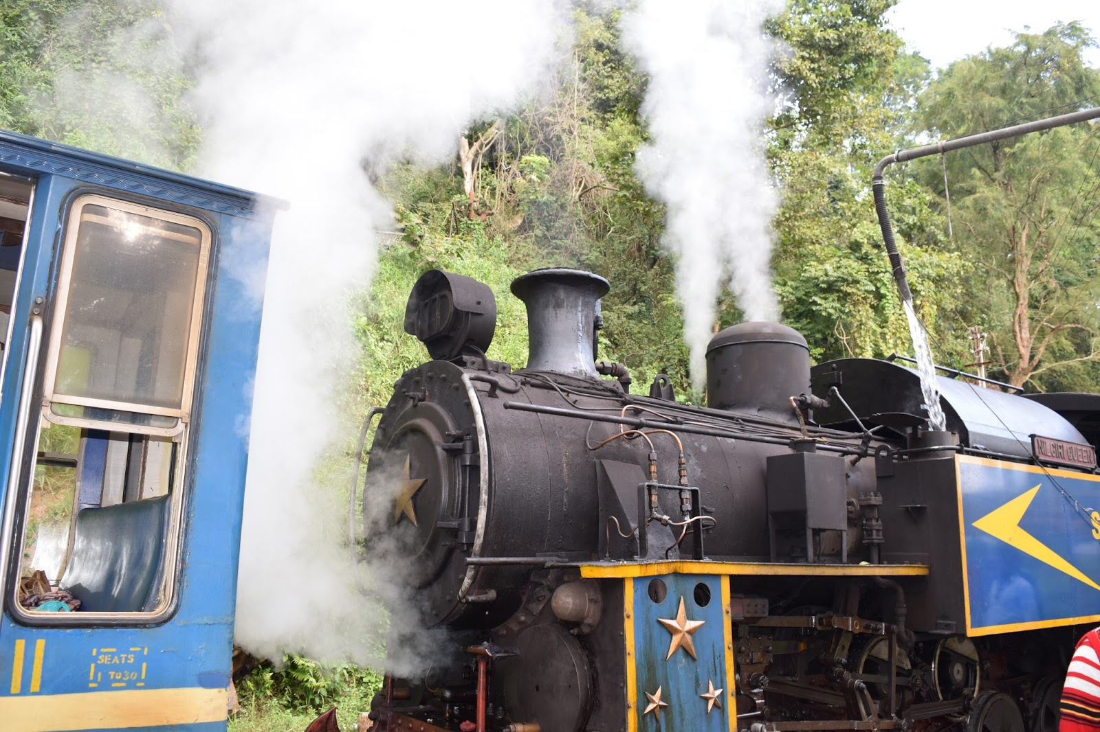 Image result for old nilgiri train engine