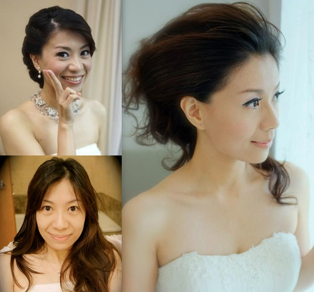 makeup that transform you to gorgeous bride