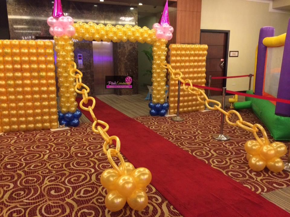 Pink Lemonade Balloons And Party Favors Cebu: Royal Prince