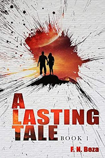A Lasting Tale - An amazing science fiction book promotion by FN Beza