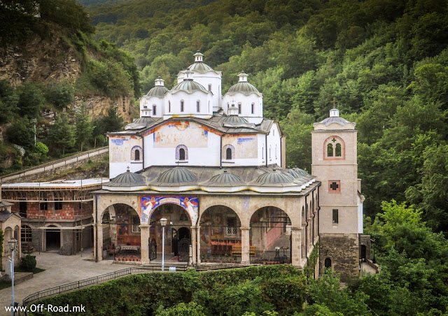 St. Joachim Osogovski Monastery, Kriva Palanka, Macedonia