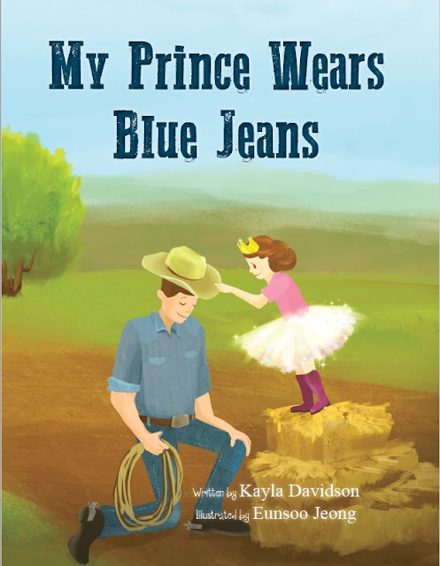 My Prince Wears Blue Jeans by Kayla Davidson