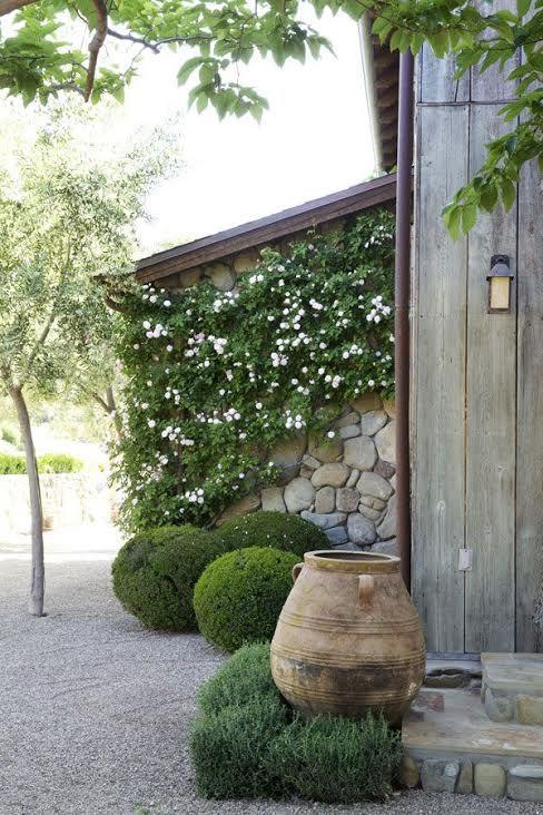 European Garden Design Ideas : Interior design chic home decor fashion