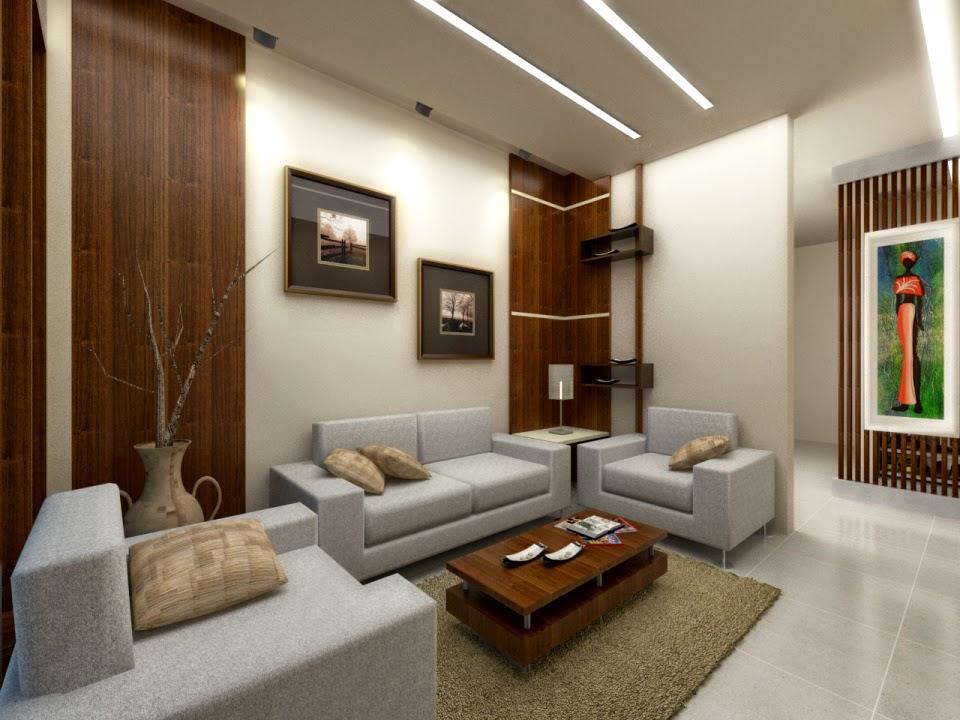 Desain Ruang Tamu Type 3x3