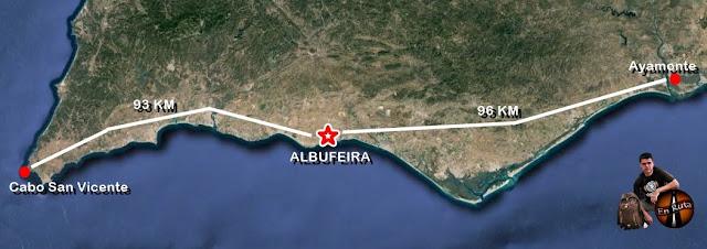 Mapa-Albufeira-Algarve