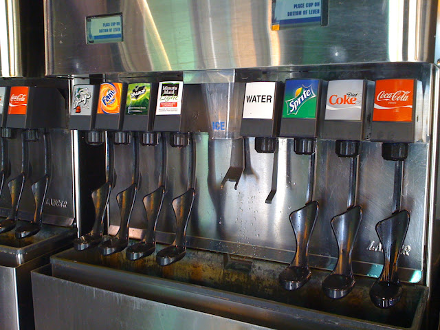 Sabores de refrigerante para refil da Disney Rapid Fill Mug