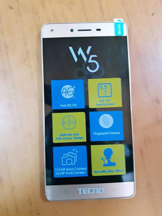 Tecno W5 Stock Rom Download