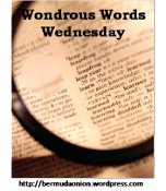 Wondrous Words Wednesday