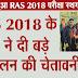 RAS 2018 छात्रों ने दी बड़े आंदोलन की चेतावनी