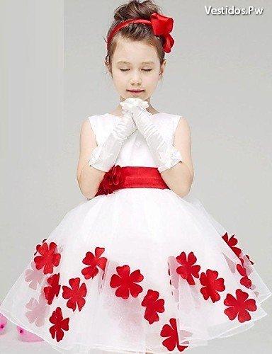 1a9ff91a3 Más de 55 Vestidos de Niña ¡Lindos Modelos Exclusivos!