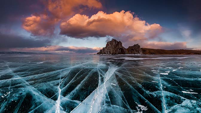 Lake Baikal, Russia, Siberia, Water Wonders, Underwater wonders, tourism, travel