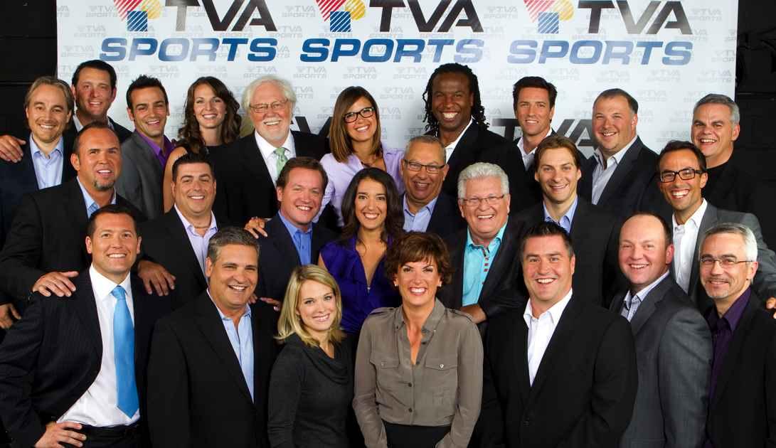 bureau 206: TVA Sports...