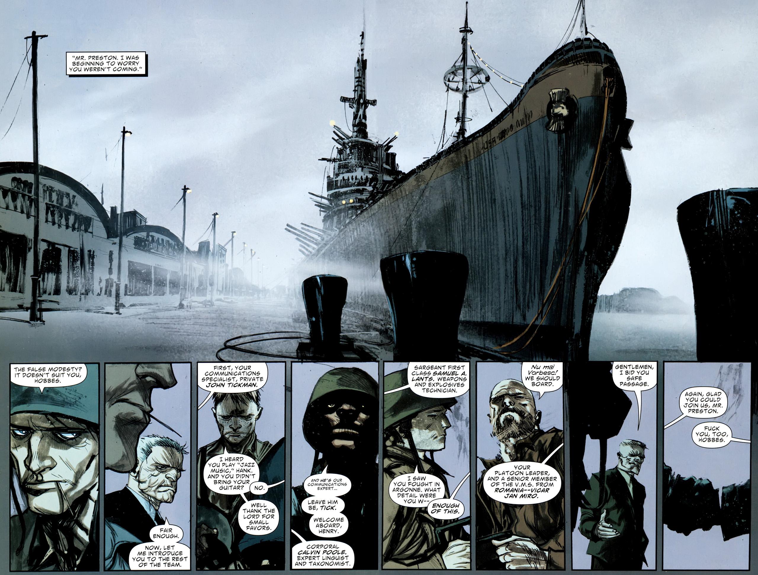 Read online American Vampire comic -  Issue #13 - 18