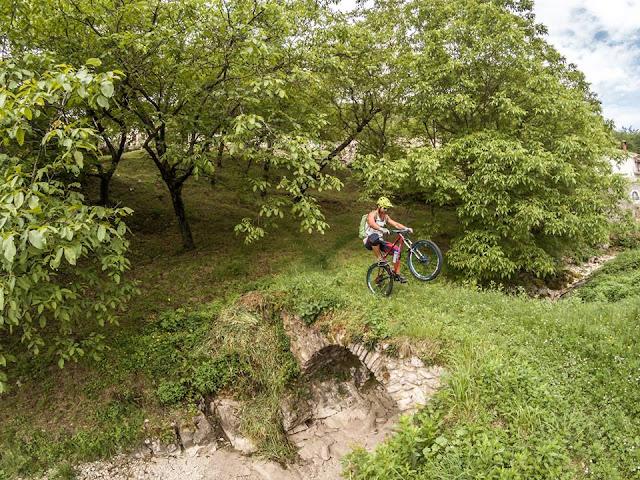 Mountainbike Urlaub Kratien Trails und Tracks GPS GPX MTB