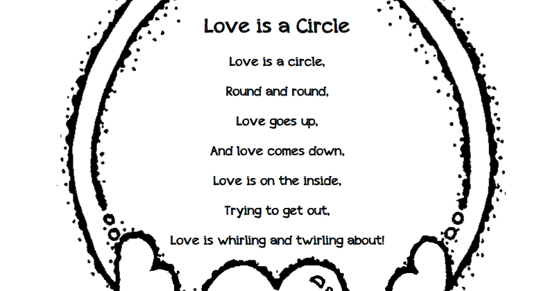 Literacy Minute: Love is a Circle