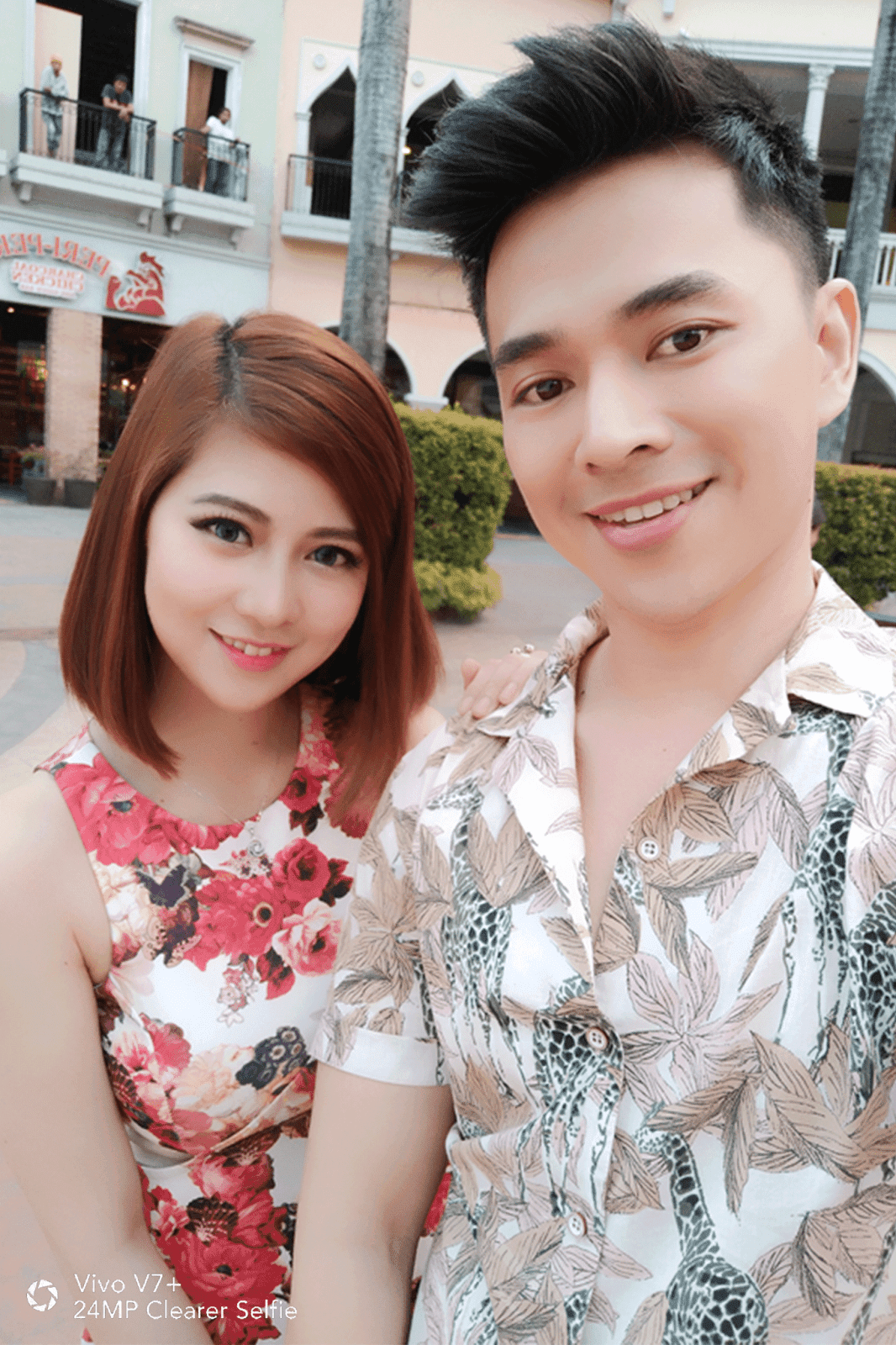Take The Best Selfie With Your Valentine Vivo V7 Sandal Voltus Marissa Series 1