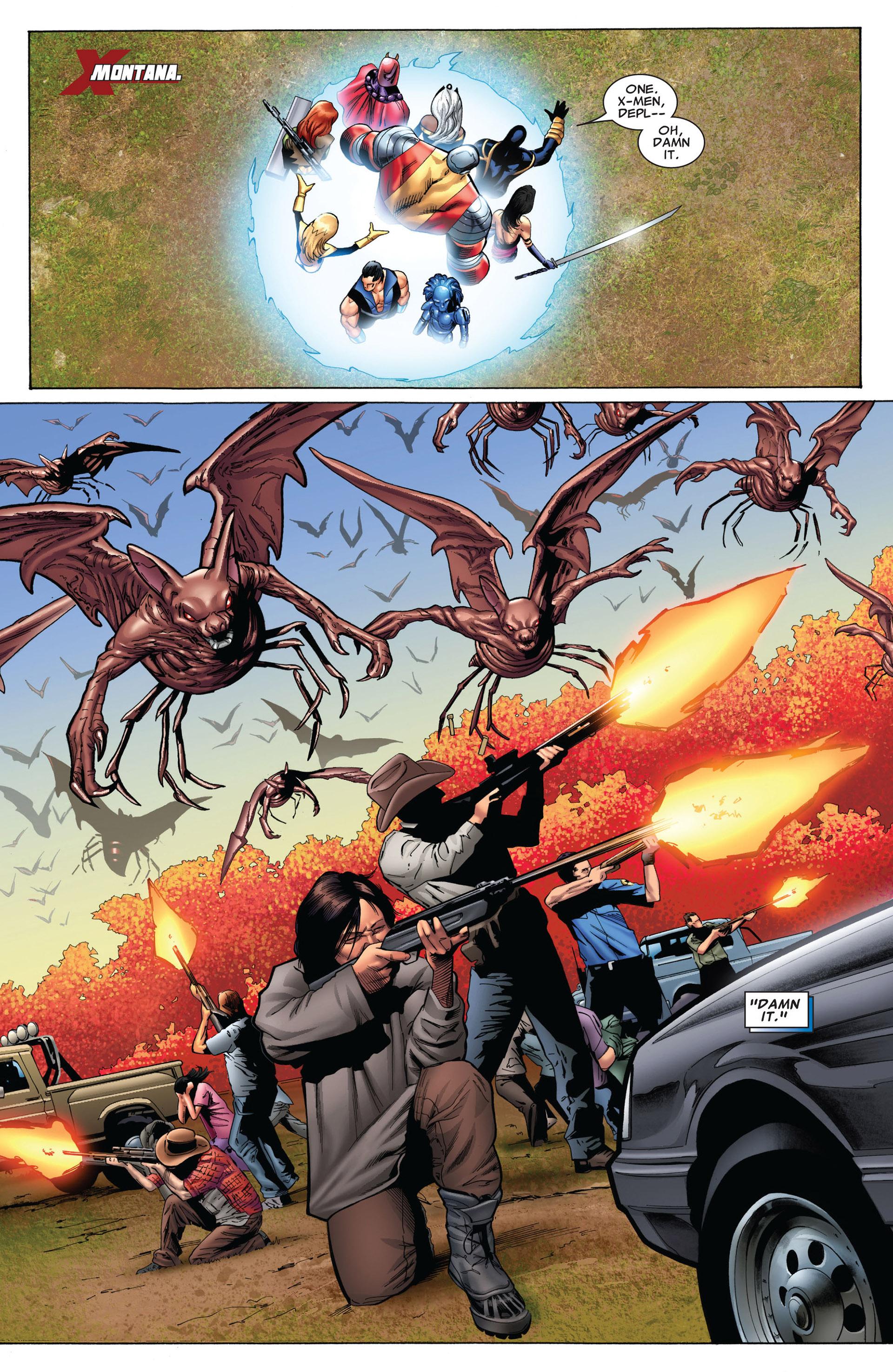 Read online Uncanny X-Men (2012) comic -  Issue #5 - 7