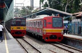 Commuter line Cikarang - Jakarta resmi beroperasi mulai hari ini  8 Oktober 2017