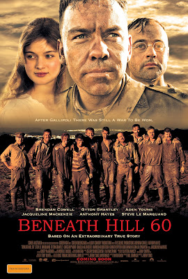 Beneath Hill 60 Poster