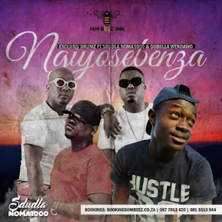 Exclusive Drumz – Ngiyosebenza (feat. Sdudla Noma1000 & Gobella Wendawo)