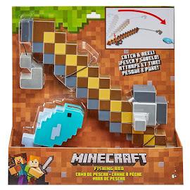 Minecraft Mattel Fishing Pole Gadget